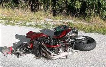 مصرع شاب في حادث تصادم دراجة نارية بطنطا