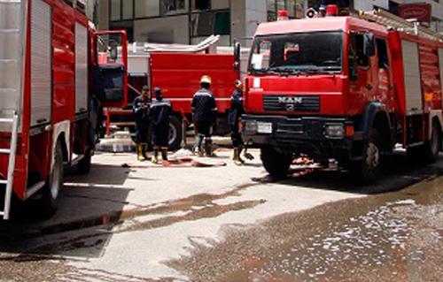 وزارة الداخلية: انفجار خزان غاز أكسجين سعة 8 أطنان داخل مصنع بالعاشر من رمضان -