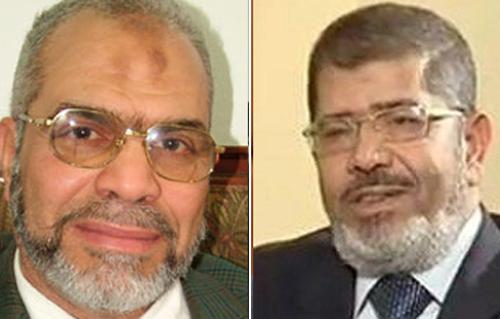 "غزلان: تصريحات مرسي ""طنطاوي وعنان"""