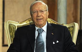 """رئيس تونس يطالب بوضع حد لحزب إسلامي هدد بـ""""قطع رءوس وأياد"""""""
