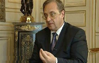 المبعوث الروسي للشرق الأوسط وإفريقيا: مصر لها دور مهم في مكافحة الإرهاب