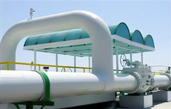 """""""البترول"""": إنتاج مصر من الغاز الطبيعي يرتفع إلى 6.8 مليار قدم مكعب يوميا"""