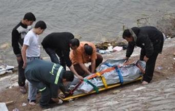 انتشال جثة عامل من نهر النيل بسوهاج