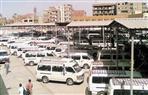 حملات مرورية مكثفة بالجيزة ومراقبة مواقف السرفيس قبل عيد الفطر