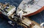 تصادم سفينة تجارية وزورق للبحرية الإماراتية في الخليج