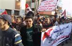 """المتظاهرون بالإسماعيلية خلال مسيرتهم: """"جابر مقتول.. محمد مرسي هو المسئول"""""""