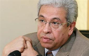 عبدالمنعم سعيد: بعض المراكز البحثية الإسرائيلية أثارت موضوع توطين الفلسطينيين  بسيناء ومصر رفضته