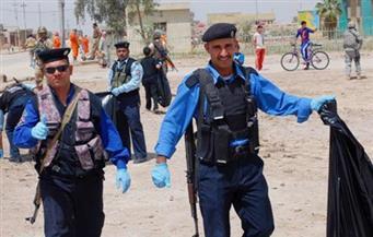 ضبط سيارة مفخخة يقودها إرهابي ومقتل مدني في هجوم مسلح بالعراق
