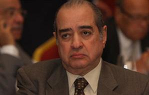 فريد الديب يغادر محكمة مبارك