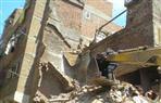 سلطان: انتشال جثمان آخر من تحت أنقاض العقار المنهار بالإسكندرية