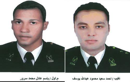 استشهاد ضابطي شرطة وإصابة ثالث
