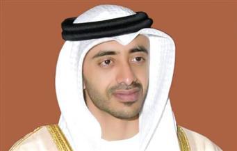 وزير خارجية الإمارات يزور المعالم الأثرية بأسوان في جولة سياحية