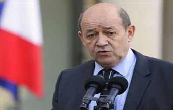 لودريان في لبنان في محاولة جديدة للضغط من أجل تشكيل حكومة