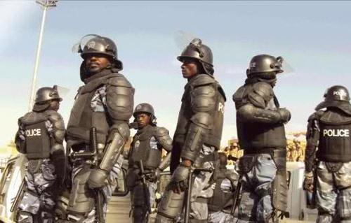 الشرطة السودانية تُحرر  من ضحايا الاتجار بالبشر وتضبط أسلحة و  متهما