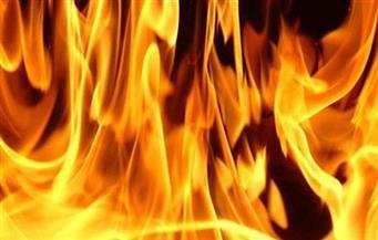 الحماية المدنية بسوهاج تسيطر على حريق في 3 منازل بقرية بني حميل