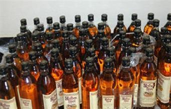 ضبط عاطل بحوزته كمية من الخمور في القليوبية