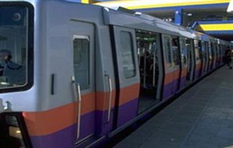 """""""المترو"""": انتظام حركة القطارات بالخط الثاني بعد حدوث عطل مفاجئ بمحولات الضغط العالي"""