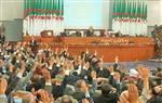 البرلمان الجزائري يصادق على برنامج الحكومة