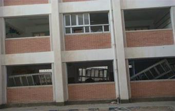 تعليم كفرالشيخ: إجراء صيانة لعدد 1227 مدرسة على مستوى المحافظة