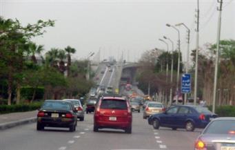 إصابة شخصين في انقلاب سيارة أمام الكلية الحربية