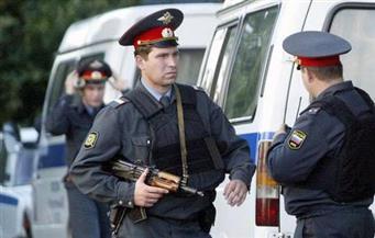 مقتل مسلح وشرطي خلال هجوم على نقطة تفتيش في روسيا