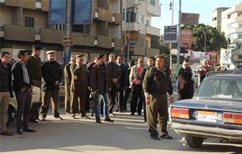 استمرار الحملة الأمنية على قرية البلابيش.. وضبط 30 قطعة سلاح