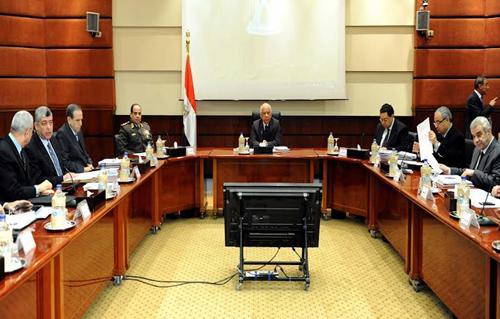 بوابة الأهرام تنشر النص الكامل لقرار مجلس الوزراء بإعلان الإخوان جماعة إرهابية