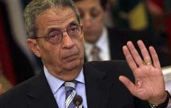 """بعد الاستقالات الجماعية بالحزب.. قيادات """"المؤتمر"""" يطالبون عمرو موسي بالتدخل لإنهاء الأزمة"""