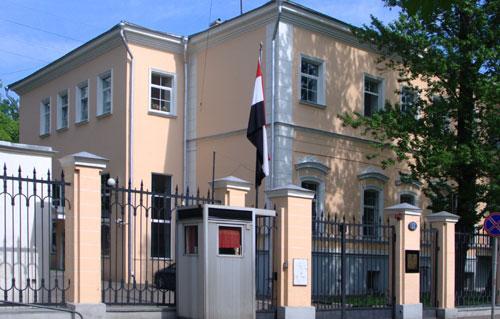 سفارة مصر في موسكو توفد مهمة قنصلية إلى مينسك  أكتوبر