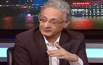 عبد الله السناوي: الدستور هو الإنجاز المادي الوحيد لثورة يناير.. ونظام مبارك مات إكلينيكيًا عام 2005