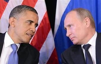 أوباما: لا أثق ببوتين  بشأن تعاونه فى سوريا