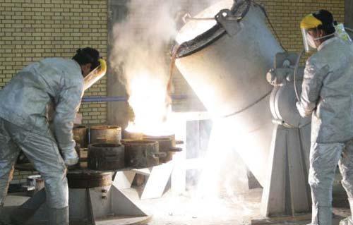 متحدث إيران لديها القدرة على تخصيب اليورانيوم بنسبة تصل إلى  في المئة