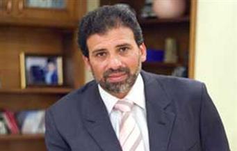 """خالد يوسف: """"الصاغ الأحمر"""" مشروع فني يسرد حياة الراحل خالد محي الدين"""