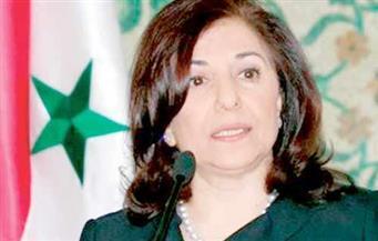مستشارة للأسد ترفض فكرة منح الأكراد حكما ذاتيا
