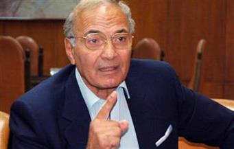 """""""الحركة الوطنية"""" تنفي لقاء شفيق وأشرف زكي"""