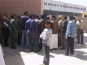 العشرات من العاملين المؤقتين بمشروع الميكنة الزراعية بكفرالشيخ يواصلون الإضراب عن العمل للأسبوع الثانى