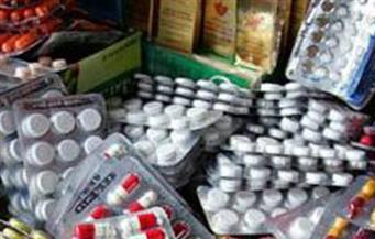 ضبط 8 آلاف أمبول طبي منتهى الصلاحية و893 عبوة محظورة بالغربية