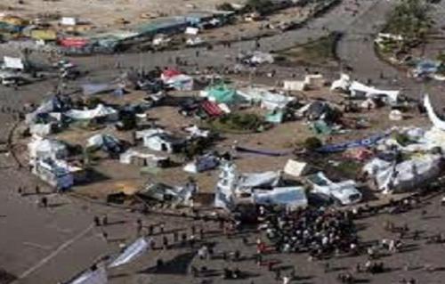 مصر : فتح ميدان التحرير وضبط 74 متهمًا بحوزتهم خرطوش و39 زجاجة مولوتوف