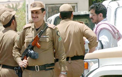 عملية أمنية للشرطة السعودية فى جدة  تسفر عن انتحار ملثمين