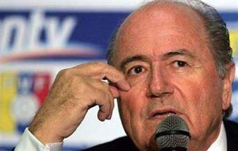 بلاتر: مستعد للمساعدة في التحقيقات بشأن منح قطر استضافة كأس العالم 2022