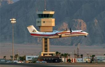مطارا شرم الشيخ والغردقة الدوليين يستقبلان 68 ألف سائح على متن 358 رحلة جوية