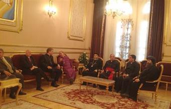 مجلس كنائس مصر حول أحداث المنيا: الأمر الذي يمس هيبة الدولة يهز صورتها في الداخل والخارج