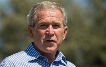 بوش: الظلم العرقي يقوض المجتمع الأمريكي