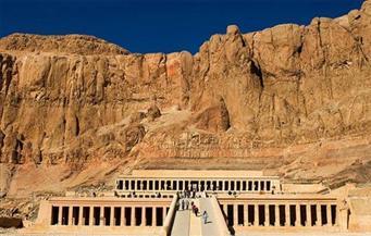 «مرصد حلوان»: تعامد الشمس على معبد حتشبسوت.. غدا