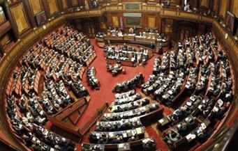 مجلس الشيوخ الإيطالي يصوت اليوم على موعد اقتراع بحجب الثقة عن الحكومة