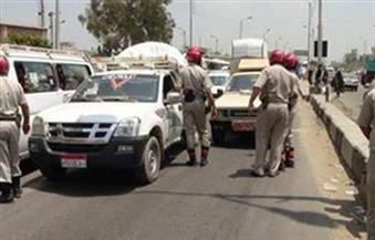تحرير 1247 مخالفة مرورية متنوعة بكفر الشيخ وضبط 3 سائقين للقيادة تحت تأثير تعاطي المخدرات