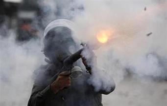 شرطة زيمبابوي تستخدم الغاز المسيل للدموع والهراوات لتفريق اجتماع للمعارضة