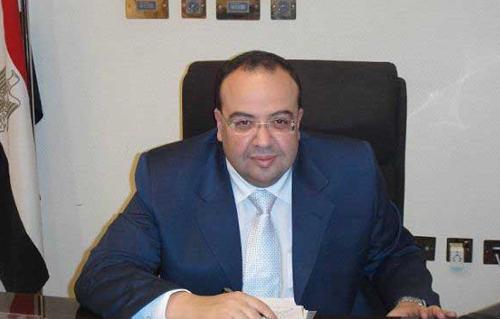السفير المصري في الخرطوم يلتقي القيادي بقوى إعلان التغيير إبراهيم أيوب