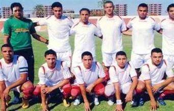 """فريق المنيا يفوز على مركز شباب """"ناصر ملوى"""" وديًا بهدف نظيف"""
