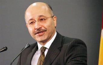 الرئيس العراقي يؤكد أهمية توثيق جرائم تنظيم داعش